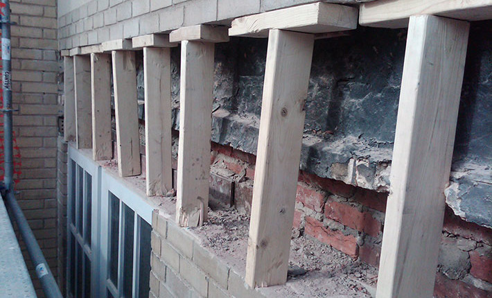 Masonry Restoration - KGS Construction 1228
